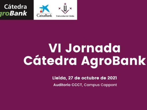 VI Jornada Cátedra AgroBank