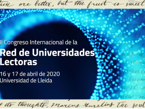 II Congreso Internacional de la Red de Universidades Lectoras
